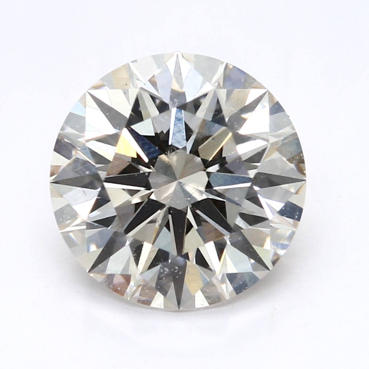 Loose Diamonds Round Cut 1.54 Carat J Color Si1 Clarity Sku Lg7529407